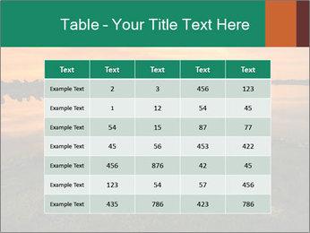 The tourist tin sunset PowerPoint Template - Slide 55