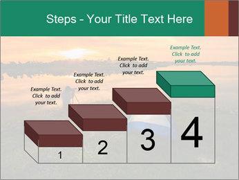 The tourist tin sunset PowerPoint Template - Slide 64