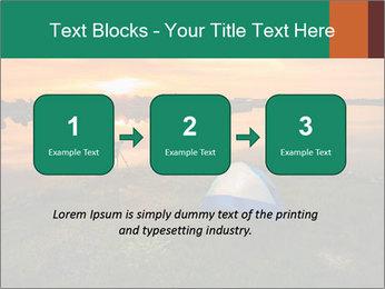 The tourist tin sunset PowerPoint Template - Slide 71