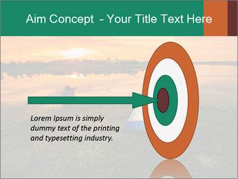 The tourist tin sunset PowerPoint Template - Slide 83