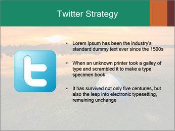 The tourist tin sunset PowerPoint Template - Slide 9