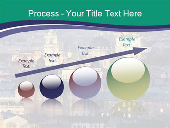 Beautiful evening city PowerPoint Template - Slide 87