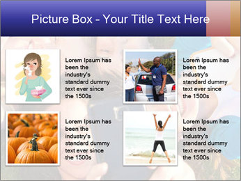 Youth makes selfies PowerPoint Templates - Slide 14