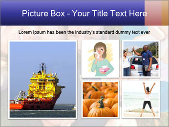 Youth makes selfies PowerPoint Templates - Slide 19