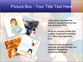 Youth makes selfies PowerPoint Templates - Slide 23