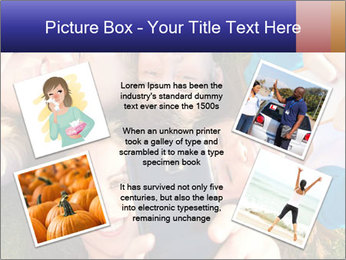 Youth makes selfies PowerPoint Templates - Slide 24