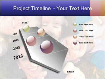 Youth makes selfies PowerPoint Templates - Slide 26
