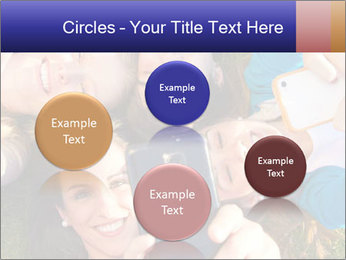Youth makes selfies PowerPoint Templates - Slide 77