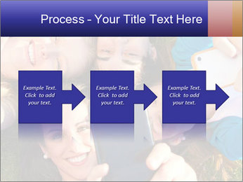 Youth makes selfies PowerPoint Templates - Slide 88