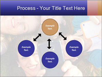 Youth makes selfies PowerPoint Templates - Slide 91