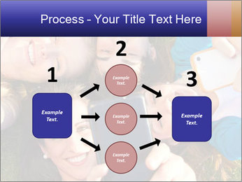 Youth makes selfies PowerPoint Templates - Slide 92
