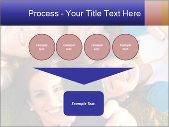 Youth makes selfies PowerPoint Templates - Slide 93