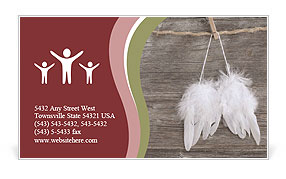 0000092337 Business Card Template