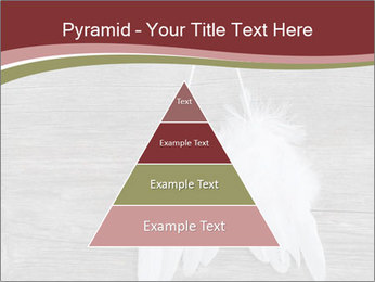 Decorative feathers PowerPoint Template - Slide 30