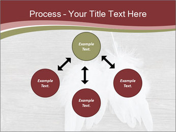 Decorative feathers PowerPoint Template - Slide 91