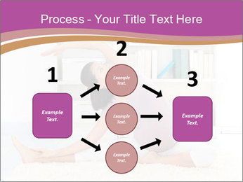 A pregnant girl PowerPoint Template - Slide 92
