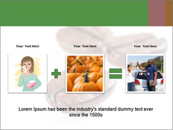 Coffee beans PowerPoint Templates - Slide 22