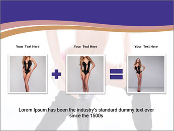 Glamour sexy PowerPoint Template - Slide 22