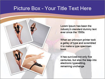 Glamour sexy PowerPoint Template - Slide 23