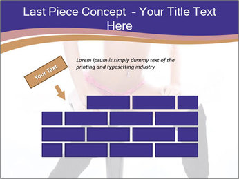 Glamour sexy PowerPoint Template - Slide 46