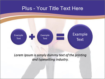 Glamour sexy PowerPoint Template - Slide 75