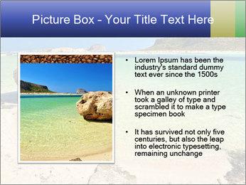 Ballos Bay PowerPoint Template - Slide 13
