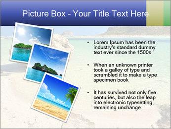 Ballos Bay PowerPoint Template - Slide 17