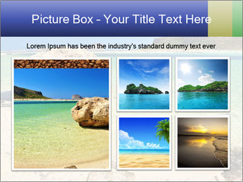 Ballos Bay PowerPoint Template - Slide 19