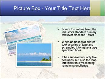 Ballos Bay PowerPoint Template - Slide 20