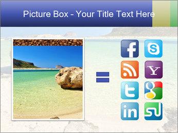 Ballos Bay PowerPoint Template - Slide 21