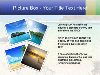 Ballos Bay PowerPoint Template - Slide 23