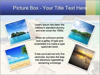 Ballos Bay PowerPoint Template - Slide 24