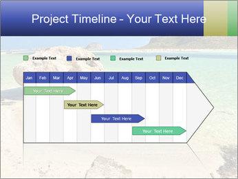 Ballos Bay PowerPoint Template - Slide 25