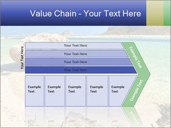 Ballos Bay PowerPoint Template - Slide 27