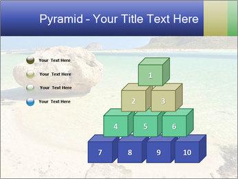 Ballos Bay PowerPoint Template - Slide 31