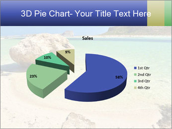 Ballos Bay PowerPoint Template - Slide 35
