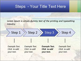 Ballos Bay PowerPoint Template - Slide 4