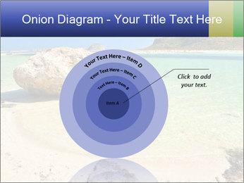 Ballos Bay PowerPoint Template - Slide 61