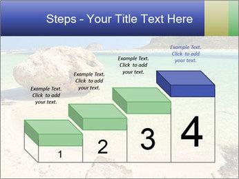 Ballos Bay PowerPoint Template - Slide 64