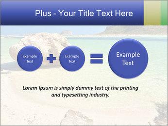 Ballos Bay PowerPoint Template - Slide 75