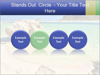 Ballos Bay PowerPoint Template - Slide 76
