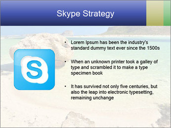 Ballos Bay PowerPoint Template - Slide 8