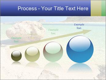 Ballos Bay PowerPoint Template - Slide 87