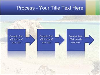 Ballos Bay PowerPoint Template - Slide 88