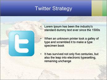 Ballos Bay PowerPoint Template - Slide 9
