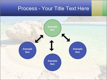 Ballos Bay PowerPoint Template - Slide 91
