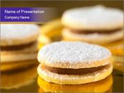 Peruvian cookies PowerPoint Template
