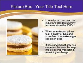 Peruvian cookies PowerPoint Template - Slide 13
