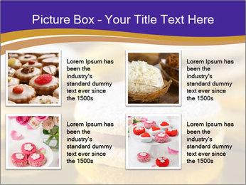 Peruvian cookies PowerPoint Template - Slide 14