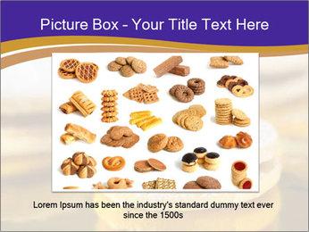 Peruvian cookies PowerPoint Template - Slide 16